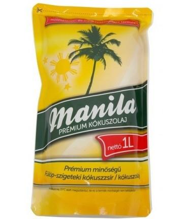 MANILA  - ULEI DE COCOS -Premium  -1 L