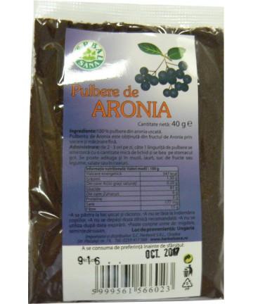 Pulbere de Aronia - 40gr