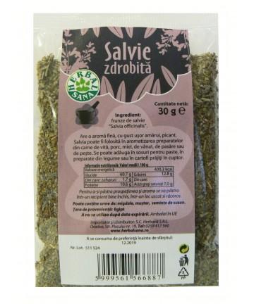 Salvie - frunze