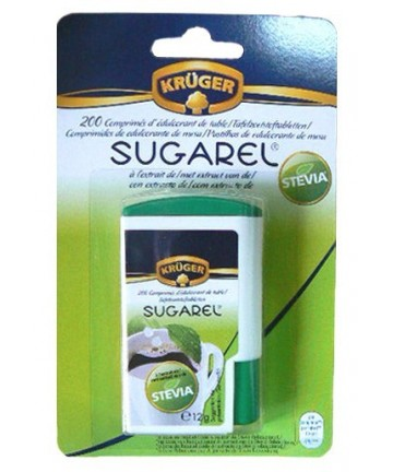 Stevia - 200tb / 60mg - 12g