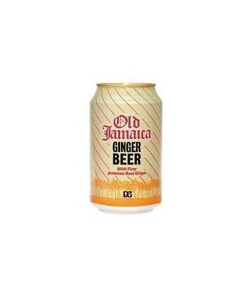 Old Jamaica Ginger Beer - Bere de ghimbir -330 ml