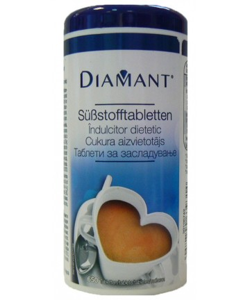 Indulcitor DIAMANT tablete-  650 buc