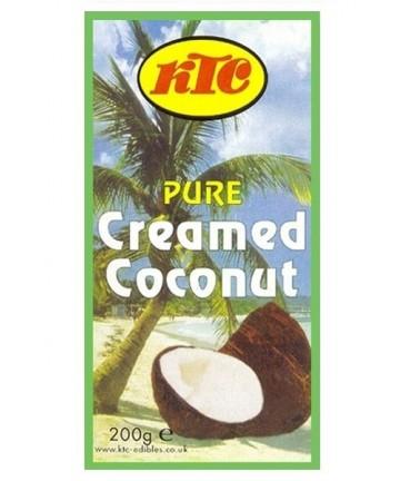 Crema Nuca De Cocos Pur -200g  (KTC)
