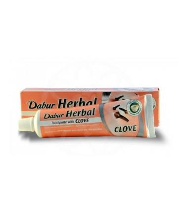Dabur - Pastă de dinţi herbal cu cuişoare - 100ml