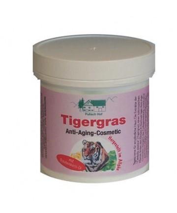 TIGERGRAS -250 ml - Cremă antiîmbatrânire cu  extract din Iarba Tigrului(Tigergrass) și cu ulei din semințe de struguri.