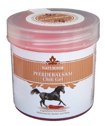 Balsam gel puterea calului cu chili – 250 ml